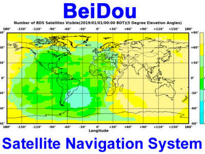 China's BeiDou satellite positioning system goes live