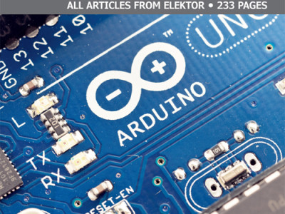Elektor Select presents new e-book: Arduino Compilation