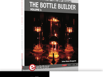audioXpress magazine reviews The Bottle Builder – Elektor's massive compendium of tube amplifier designs