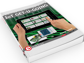 Pre-order now: IoT-GET-U-GOING book