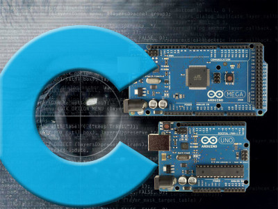 C Programming with Arduino – New Release and Special Members Offer!