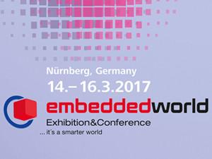 Embedded World Nuremberg 2017