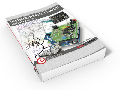 Third edition of Mastering Microcontrollers Helped by Arduino now available