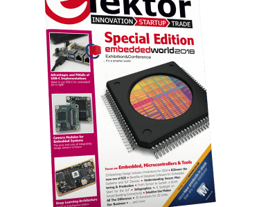 Elektor Business Edition 1/2018 – exclusive download for our members