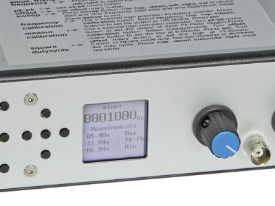 Free Back Article: DDS Function Generator