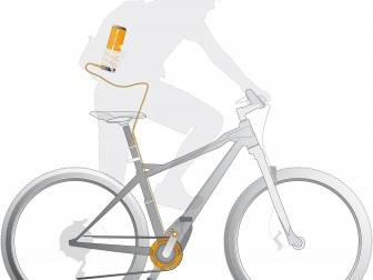 Sports drink for E-bikes