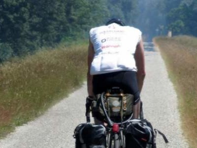 Build a GPS tracker for ultra-endurance cyclists