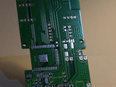Brand new PCB