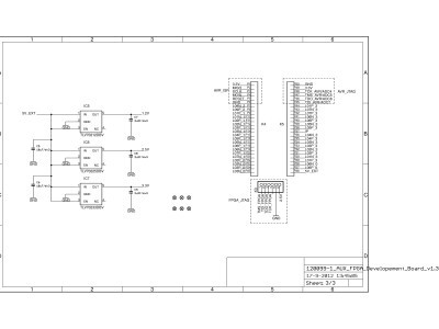 Power supply and pinout