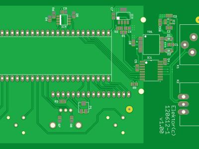 Eurocircuits PCB image