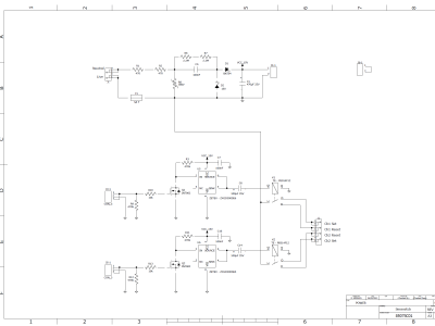 Schematics, Power section