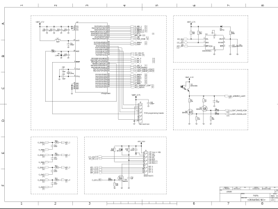 Schematics, page 1