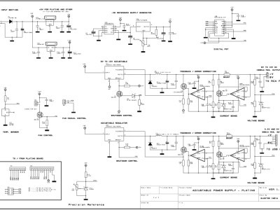 Platino Adjustable Bench Power Supply-130406-1_Schematic