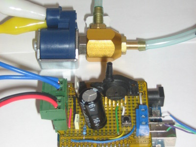 LP Gas (propane) Fuel Injection for Single Cylinder Engines