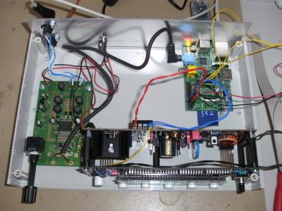 Links ein Class-T-Verstärker