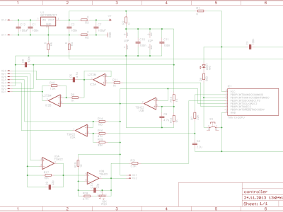 Final circuit diagram