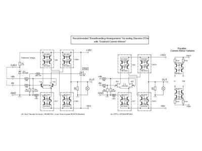 Discrete OTAs for Synth-DIY & Elektor-Formant-Upgrades