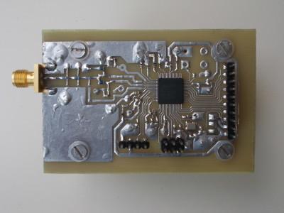 AduCRF101 board
