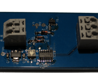 fully assembled EBus Converter