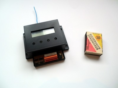 Prototype with enclosure