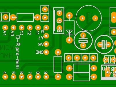 fandriver 2 layout