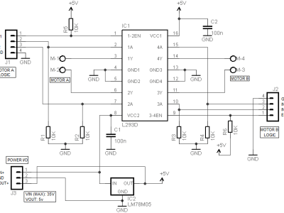Fig 1 (Main Circuit Diagram)