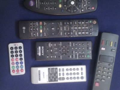 Several remote - all can work