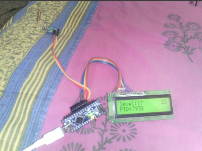 Prototype Receiver