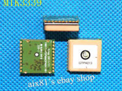 GlboalTop PA6H GPS Module