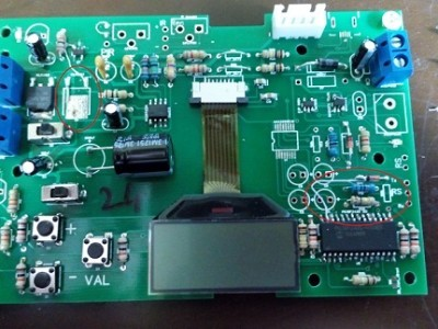 PCB V4 with modification and improvements
