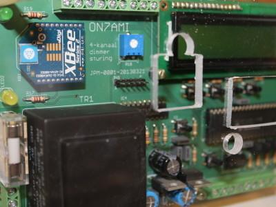 Dimmer-controller