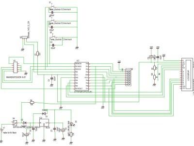 Schematic 4 Bit