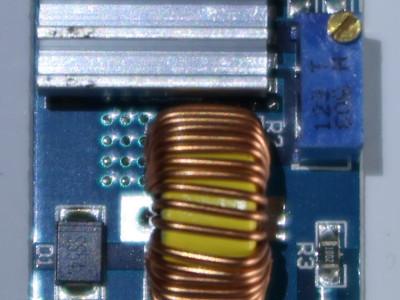 module alimentation de l'Arduino à partir du 24V