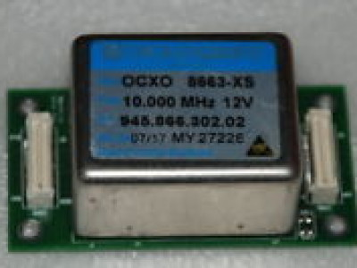 OSCILLOQUARTZ 10MHz Double Oven oscillator