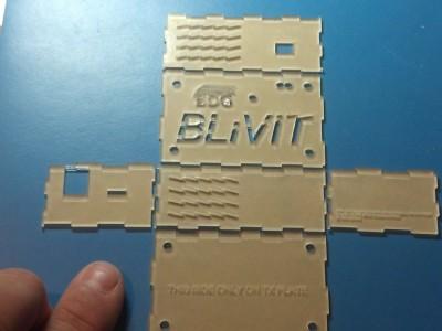 P01-109 BLiVIT case parts.