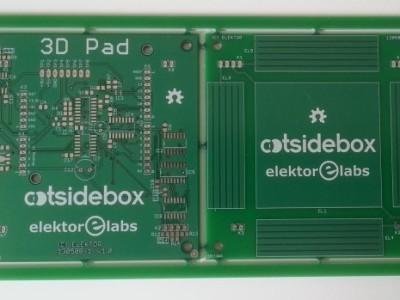 PCB v1.0 Component side