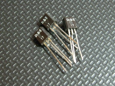 Dr, Boehm Transistors without any Noise