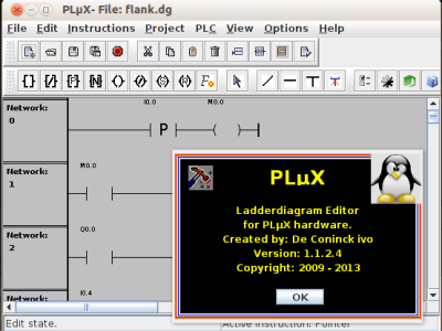 Ladder Diagram Editor create, test, upload,...