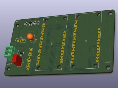 Receiver 3D View