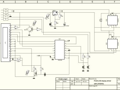 Printl schematic