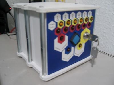 Bild 1: Die Ping-Cube im Einsatz