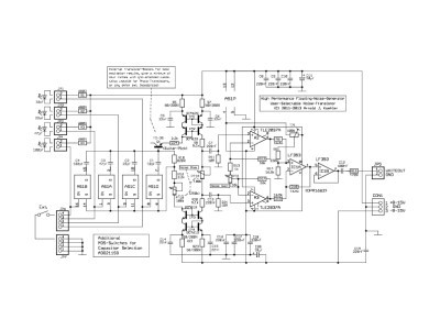 White Noise Generator & Amplifier