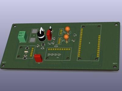 Transmitter 3D View
