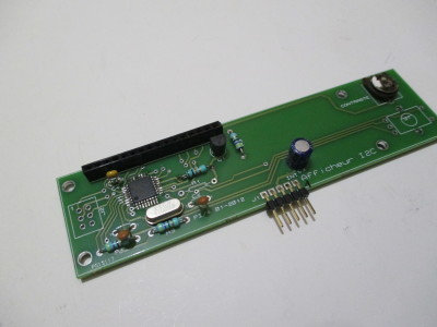Display LCD 4x20 TWI (compatible I²C)