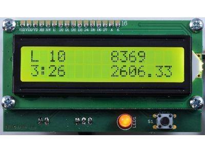 Improved Radiation Meter [110538] - Hardware Update v2.2