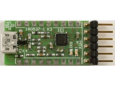 USB-RS232 converter (FT231X BoB) [180537]