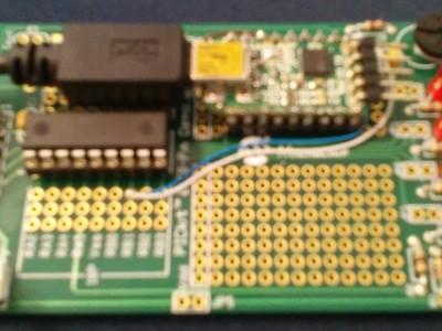 Simple USB/Microcontroller Module