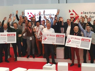electronica Fast Forward 2018 Avnet & EBV presentations