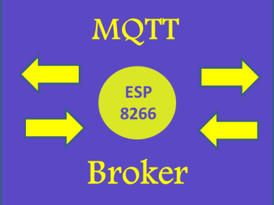MQTT-Broker on ESP8266 and on Catamaran