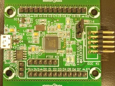 130542 Multipurpose FT232H USB Module - Elektor LABS | Elektor Magazine